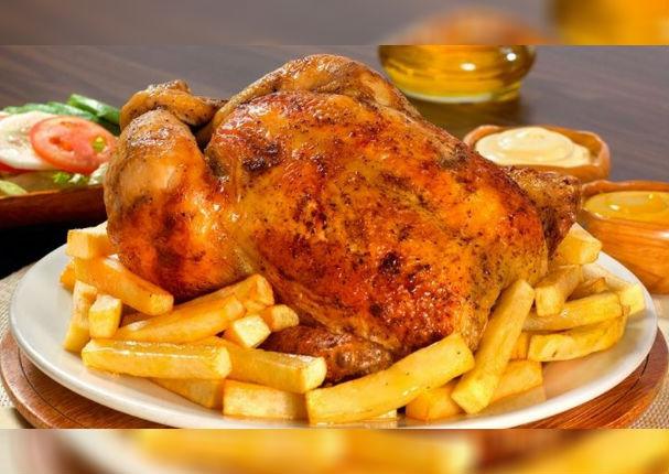 Salud: Descubre la presa del pollo a la brasa que contiene menos grasa