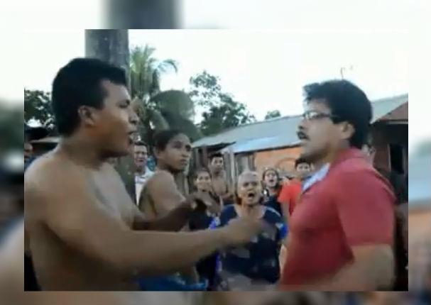 Facebook Viral: Hombre es confundido con delincuente y recibe tremendo golpe (VIDEO)