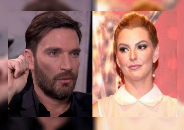Julián Gil: Se confirma que Matías puede convivir con él pero Marjorie De Sousa lo niega