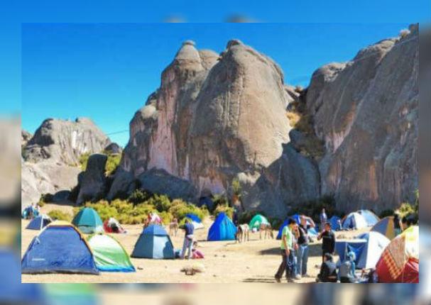 ¿Vas a acampar estas Fiestas Patrias? Apunta estos tips para hacerlo de forma segura