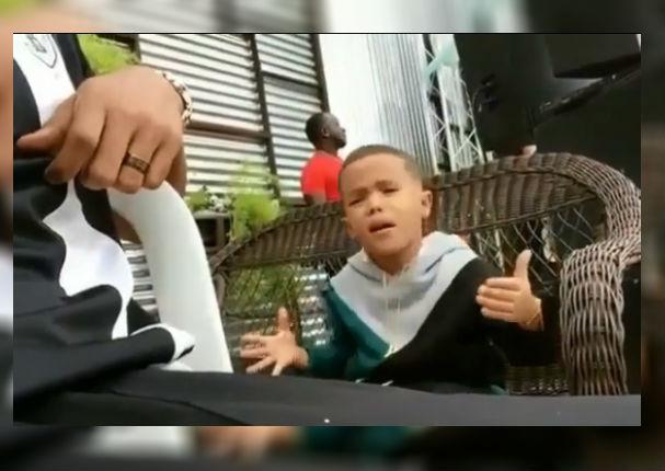 Instagram Viral: Niño que imita a Romeo Santos y Ozuna se vuelve viral (VIDEO)