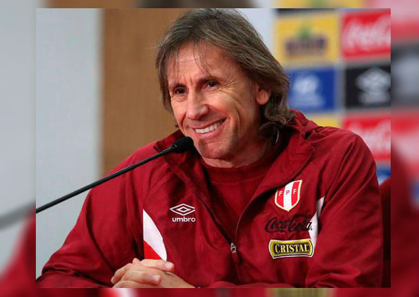 ¡Ricardo Gareca se queda!