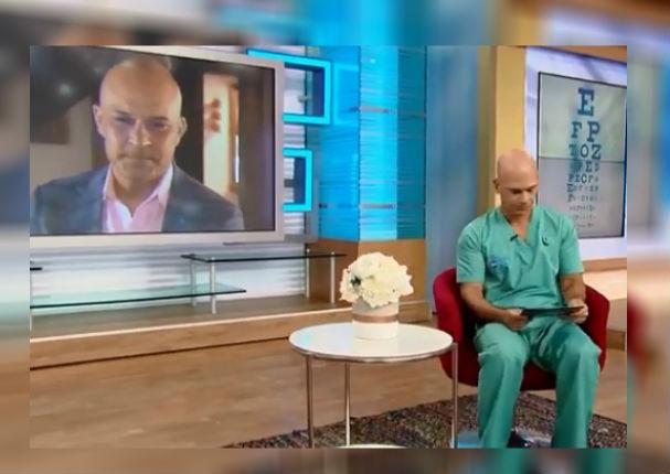 Reconocido conductor da motivador testimonio tras su lucha contra el cáncer