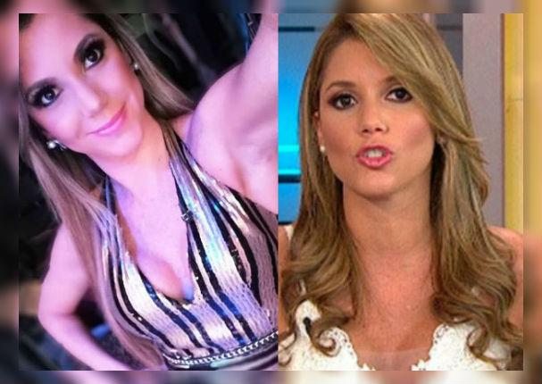 Alexandra Horler indignada por 'pitucas' que hicieron esto en Miraflores(VIDEO)