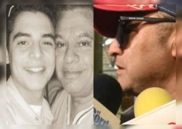 Hijo de Juan Gabriel fue entrevistado ebrio y esto sucedió en vivo (VIDEO)