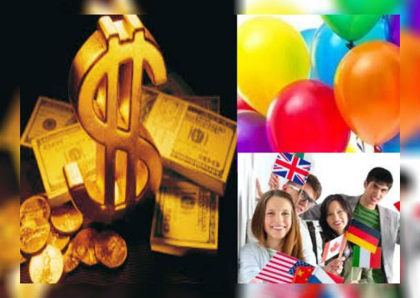 ¿Qué significa soñar con globos, lujos o extranjeros?