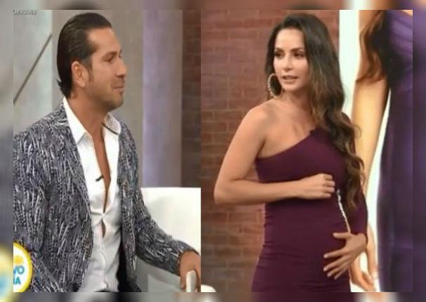 Carmen Villalobos anuncia embarazo tras incómoda pregunta (VIDEO)
