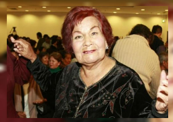 Carmencita Lara falleció a los 91 años de edad