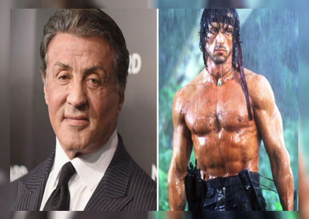 Así se prepara Sylvester Stallone para el regreso de Rambo a la taquilla (VIDEO)