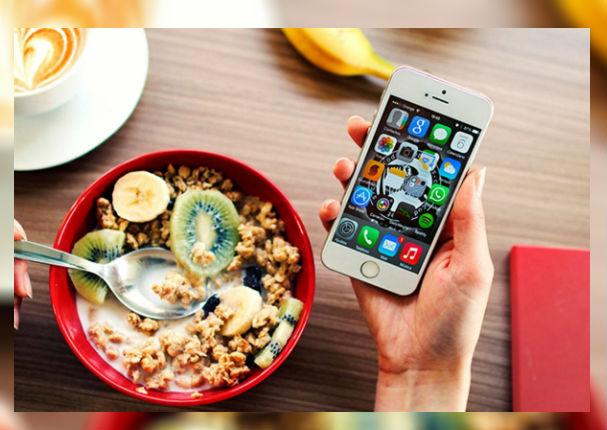5 apps que te ayudarán a mejorar tu alimentación