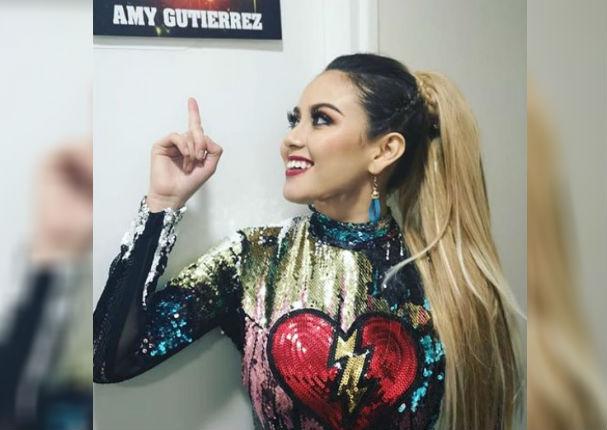 Amy Gutierrez: Tras su retiro de 'Son Tentación' ahora debutará en esta conocida orquesta