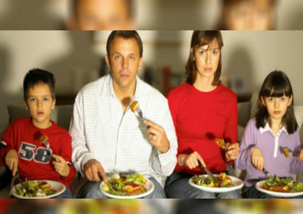 ¡Tranquilo! Comer rápido puede traer efectos negativos para la salud