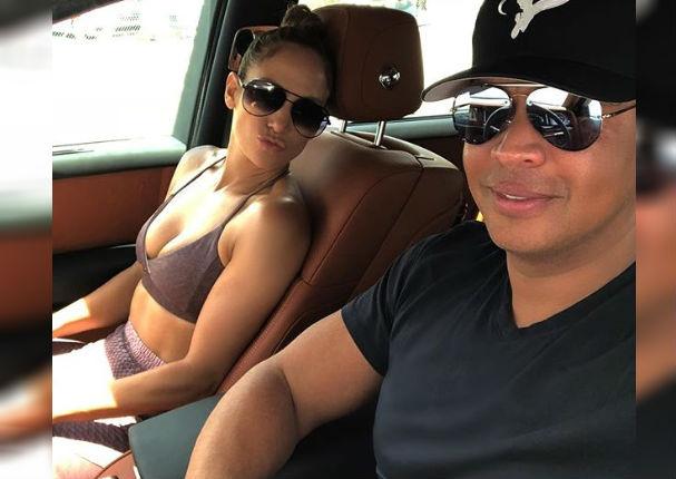 Jennifer López y Alex Rodríguez comparten detalladamente su rutina de ejercicios (VIDEO)