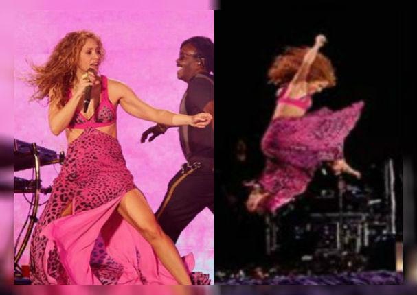 Shakira: Incidente con su cabello no evitó que cancele concierto en México