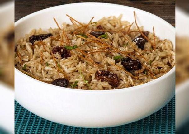 Receta: Prepara un delicioso arroz árabe con pollo al sillao