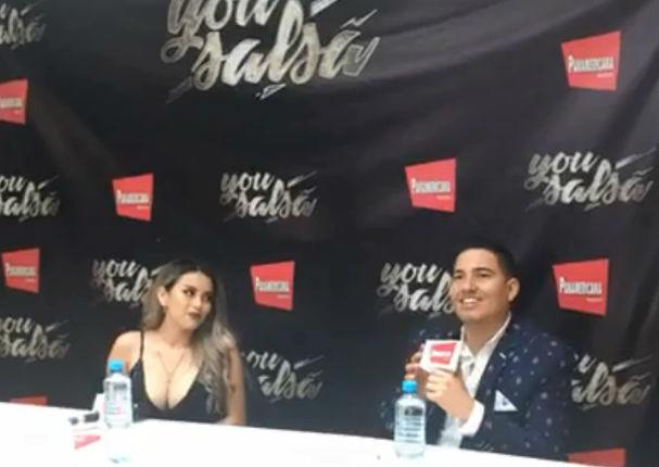 Amy Gutierrez reveló quién será su dúo en 'You Salsa' (EXCLUSIVO)