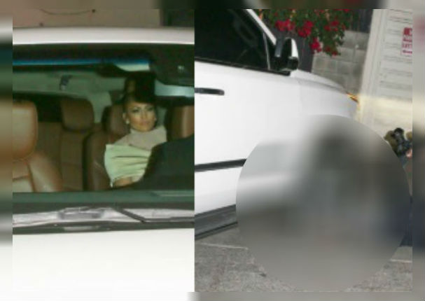 Jennifer López: Chófer de la cantante atropelló a paparazzi (VIDEO)