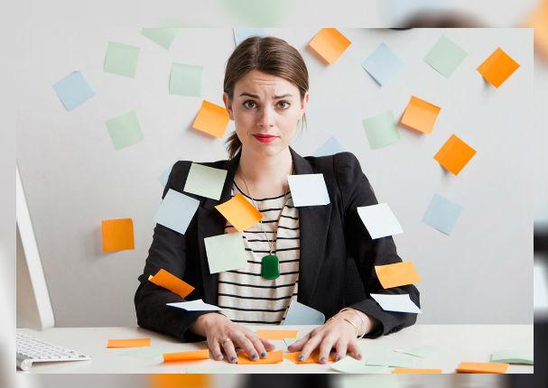 ¿Lunes estresante? Relájate en la oficina con estos tips (VIDEO)