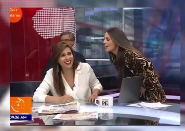 Rebeca Escribens se burla de Verónica Linares por este disfraz (FOTO)