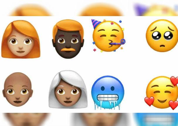 Iphone: Más de 70 nuevos emojis llegarían con la nueva actualización (FOTOS)