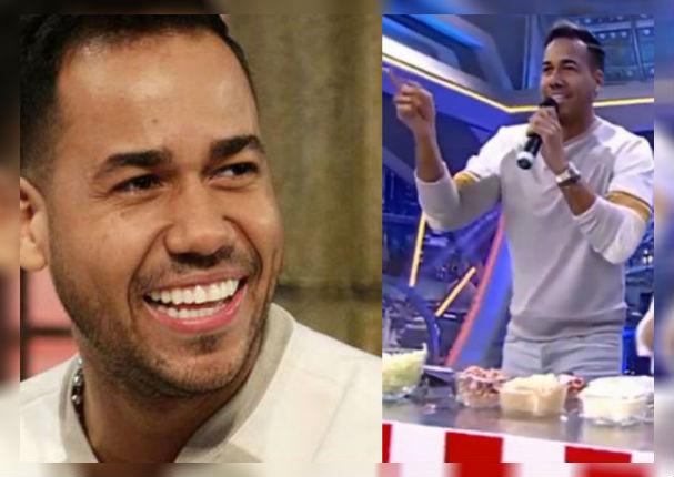 Romeo improvisa cocinando a su fiel estilo bachata (VIDEO)