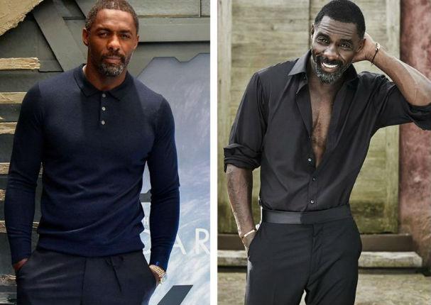 Idris Elba: 6 fotografías del hombre más sensual del mundo (FOTOS)