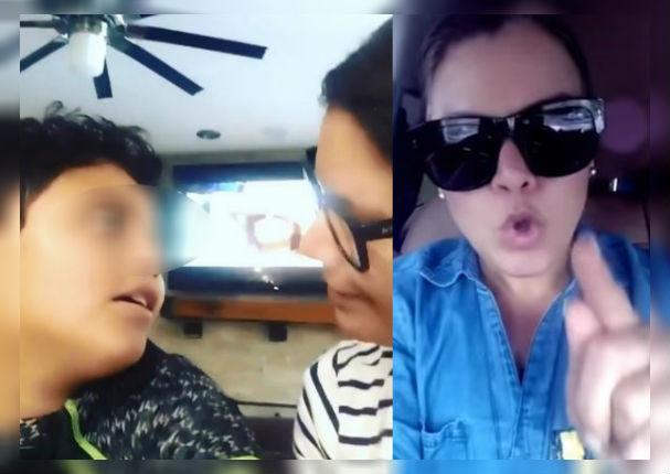Olga Tañón arremete contra usuario que insultó a su hijo (VIDEO)