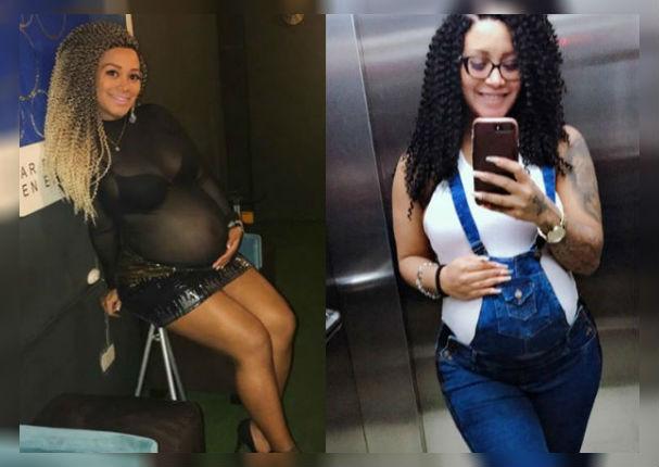 Paula Arias: La tierna sesión de fotos de su tercer embarazo (FOTOS)