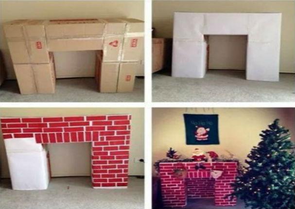 Navidad ideas para decorar tu oficina sin gastar mucho for Ideas para decorar tu casa sin gastar mucho