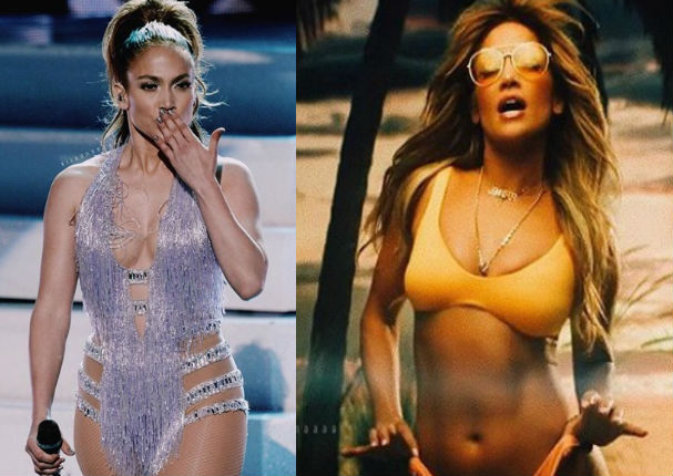Jennifer López responde a críticas pos usar 'vulgar' atuendo (FOTOS)