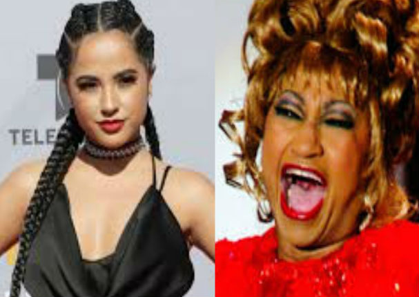 'Celia Cruz' y 'Becky G' se juntan para interpretar este tema (VIDEO)
