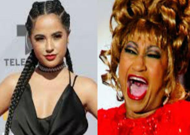 'Celia Cruz' y 'Becky G' se juntan para interpretar este tema (VIDEO)