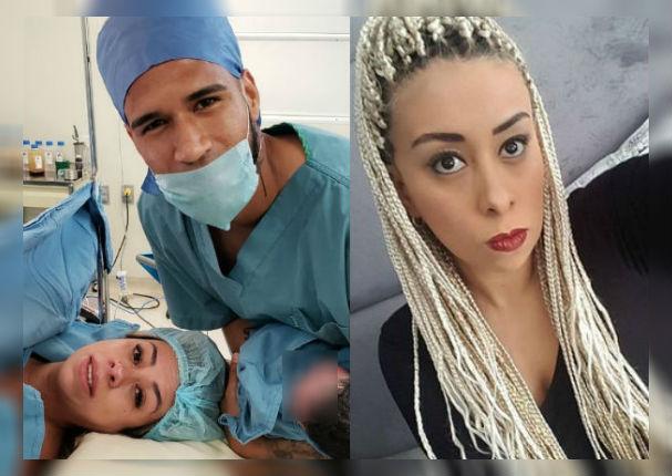 Pedro Gallese: Esposa muestra su cuerpo post parto en redes (FOTOS)