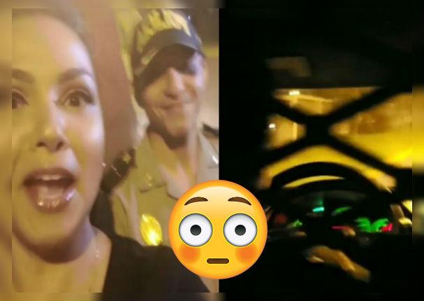 Patrulleros trasladan a Vernis Hernández por este motivo (VIDEO)