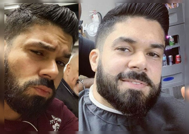 Jerry Rivera impone tendencia de barba navideña (VIDEO)