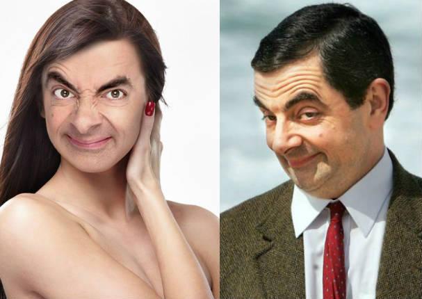 Ella es la hija de Mr. Bean ¡No es como todos la imaginaban! (FOTOS)