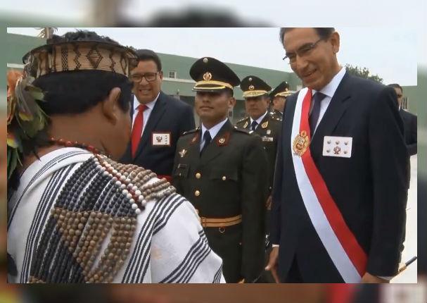 El primer asháninka en graduarse como oficial del Ejército del Perú (VIDEO)