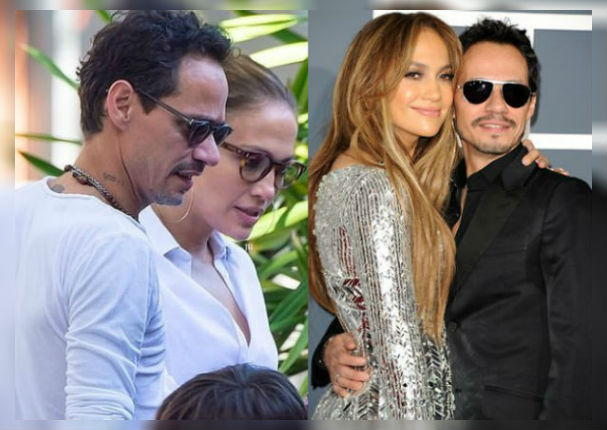 Jennifer López y Marc Anthony: Las fotos en familia que conmueven a todos (FOTOS)