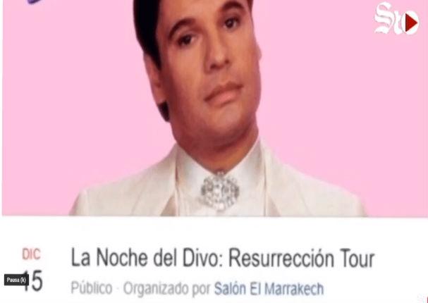 Resurrección de Juan Gabriel será más pronto de lo que imaginas