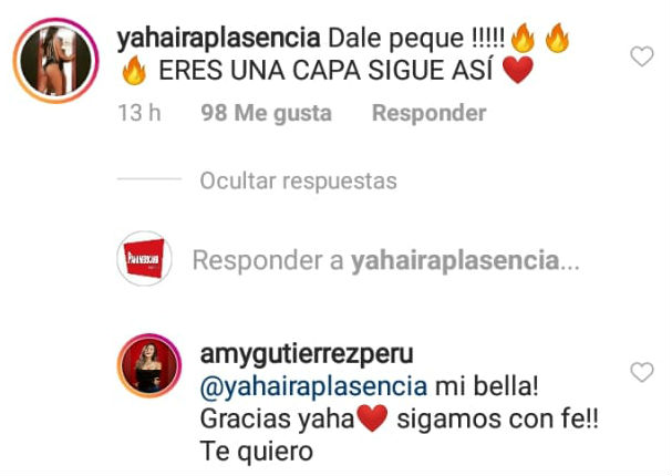 Platinum Panamericana: Yahaira Plasencia se pronunció tras el triunfo de Amy Gutierrez