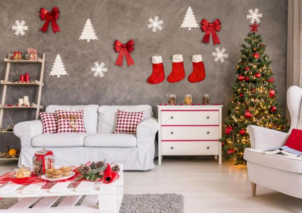 ideas para navidad Navidad Las Mejores Ideas Para Decorar Tu Casa FOTOS