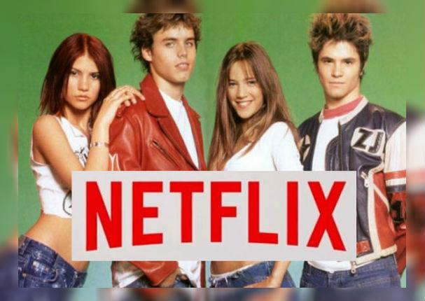 ¡Lo último! Netflix compró los derechos de 'Rebelde Way'