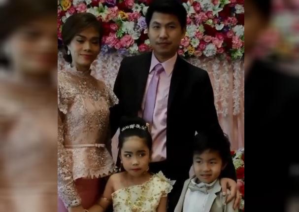 Guitar y Kiwi: Los gemelos de 6 años que fueron obligados a casarse (VIDEO)