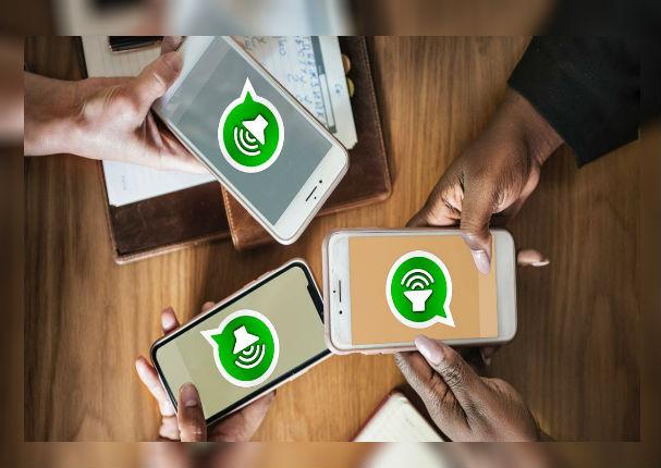 Whatsapp: Cómo enviar varios audios a la vez