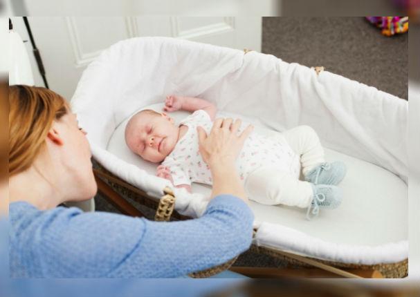 Consejos para hacer dormir rápido a un bebé