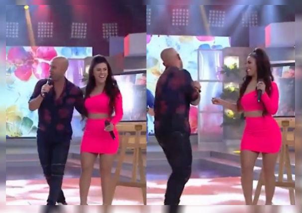 Gianmarco interpreta canción de Yahaira Plasencia en vivo