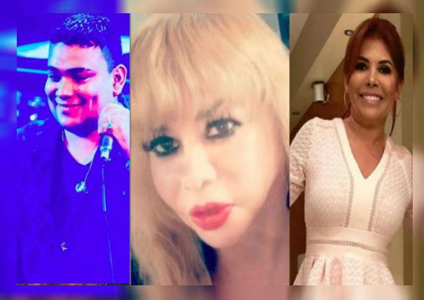 Josimar, Susy Díaz y Magaly Medina se unen al reto de 10 Years Challenge