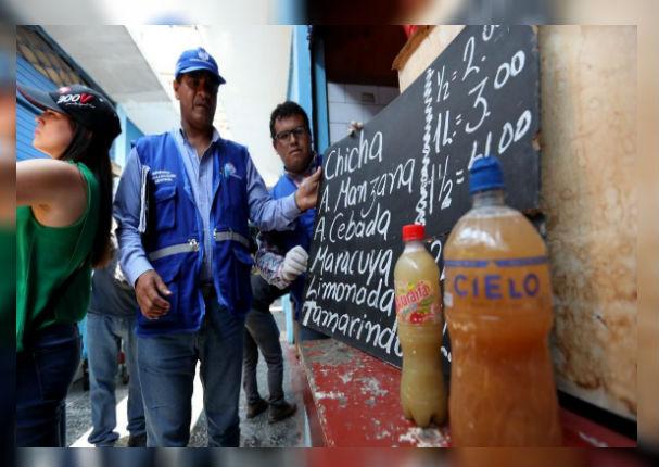 ¿Compras refrescos en la calle? Podrías contagiarte de estas enfermedades