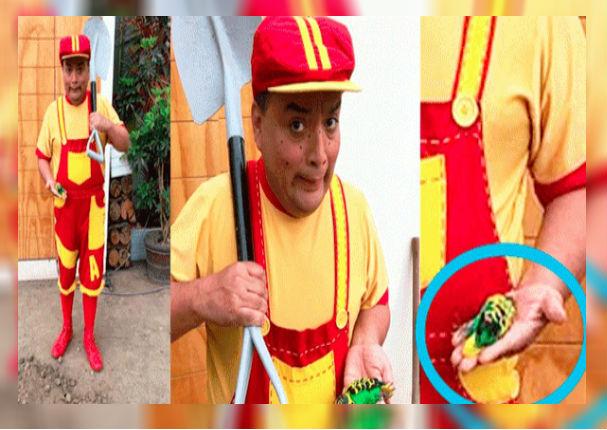 'Arturito' realizará el entierro de 'Chimuelo' en 'El Wasap de JB'