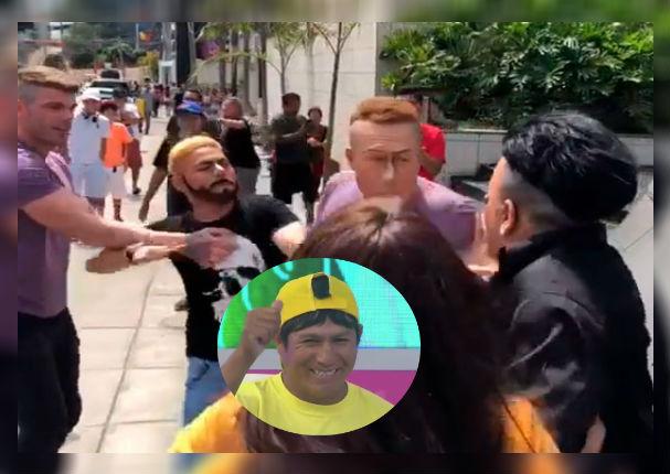 El Wasap de JB mostrará su versión de la pelea entre Erick Sabater y Coto Hernández